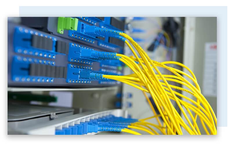 Переваги оптоволоконного інтернету